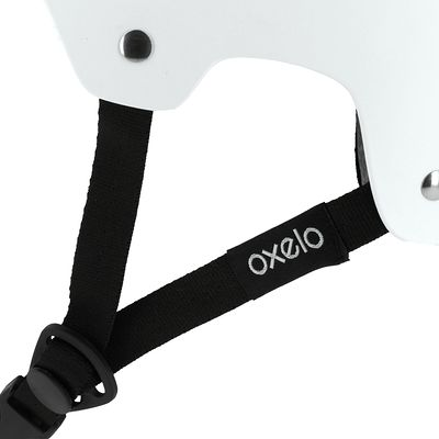 Casque roller skateboard trottinette vélo MF 5 blanc