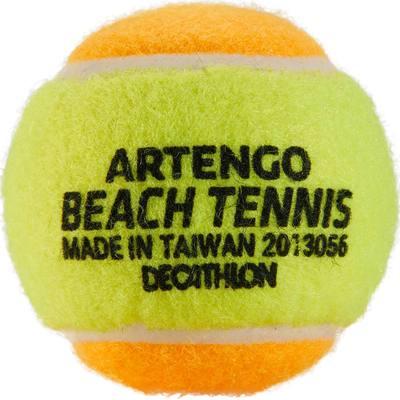 BALLE DE BEACH TENNIS BTB 990