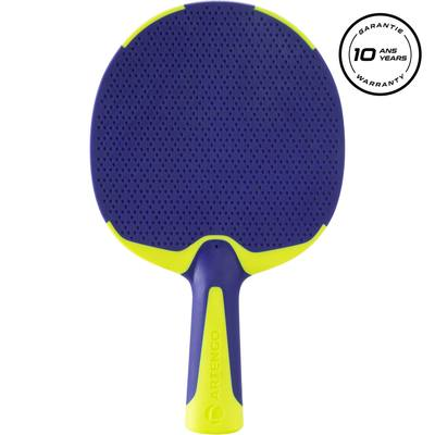 RAQUETTE DE TENNIS DE TABLE PPR 130 OUTDOOR INDIGO