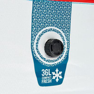 GLACIERE SOUPLE CAMPING / CAMP DU RANDONNEUR ICE FRESH COMPACT 36 LITRES
