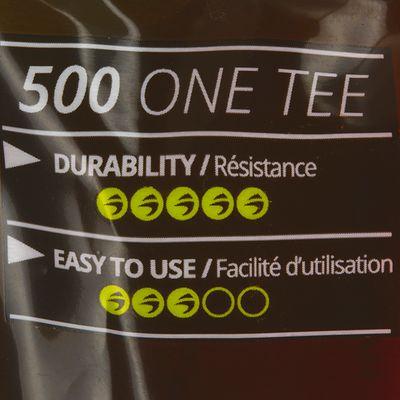 Accessoire Golf 1-Tee  Orange
