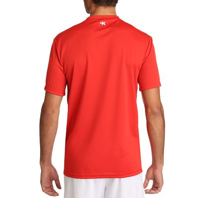 Maillot football adulte F100 rouge