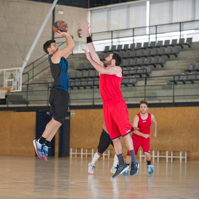 BALLON BASKET-BALL B700 TAILLE 7 COMPETITION
