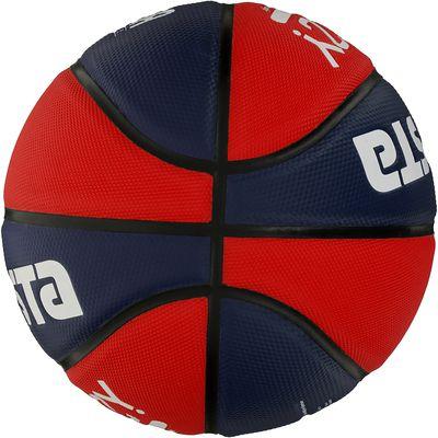 Ballon Basketball Wizzy Indoor T5 Rouge SL