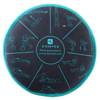 HALTERE SOUPLE SAND DISC GYM PILATES 2KG