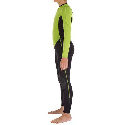 Combinaison Surf 100 Néoprène 2/2 mm Enfant