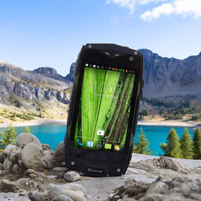 Smartphone outdoor Odyssey+ gris/vert