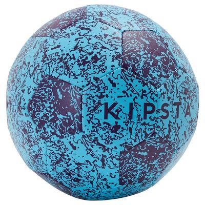 Ballon de football Softball XLight taille 5 290 grammes bleu