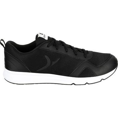 Chaussure fitness homme 360 COMFORT noir blanc
