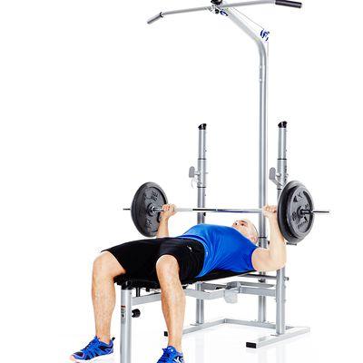 Banc de musculation bm530 clubs collectivit s - Banc de musculation complet decathlon ...