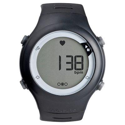 Montre cardiofréquencemètre ONRHYTHM 50 noire