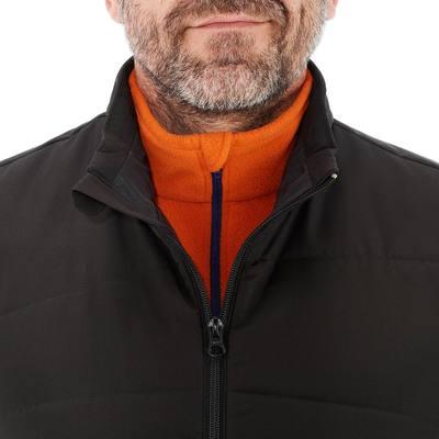 Gilet (doudoune sans manche) randonnée nature homme Arpenaz 20 noir