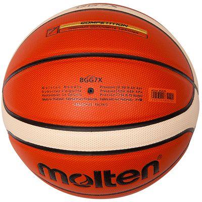BALLON BASKETBALL MOLTEN GG7X TAILLE 7