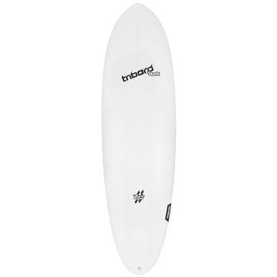 Surf 900 6'2 Wegg avec technologie Pheno , stringers carbone et ailerons FCS.