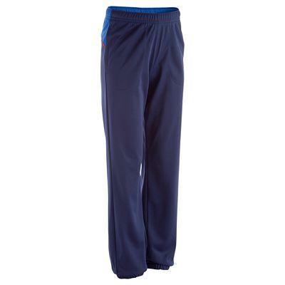 Survêtement garçon gym Shiny bleu