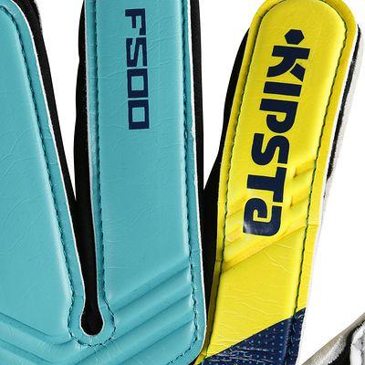 Gant gardien enfant  F500 bleu jaune