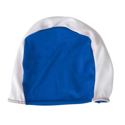BONNET POLYESTER BLANC/ROY ADULTE