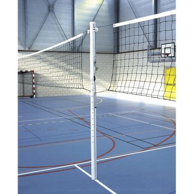 POTEAU CENTRAL VOLLEY SCOLAIRE ALUMINUM