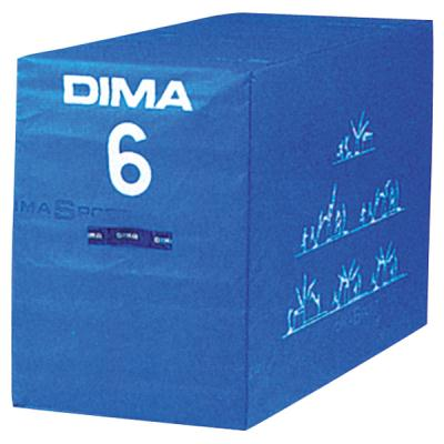 MAXI PLINTH GYMNASTIQUE MOUSSE DIMA