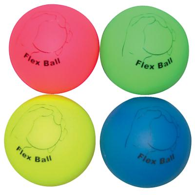 LOT DE 12 BALLES GONFLABLES