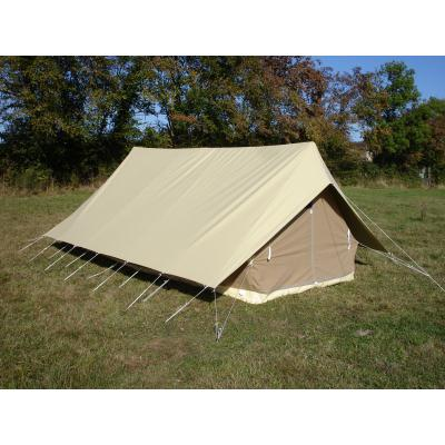 TENTE CANADIENNE PATROUILLE 8 LUXE