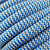 CORDE D'ESCALADE INDOOR ROCK 10MM X 25 M BLEU SIMOND