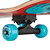 Skate enfant PLAY120 BEAR bleu