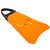 Palmes bodyboard 100 orange