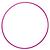 Cerceau de Gymnastique Rythmique de75 cm Violet