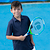 RAQUETTE DE TENNIS ENFANT TR130 TAILLE 17