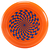 DISQUE VOLANT D90 GEO ORANGE