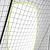 Bâche de précision de football pour Classic et Basic goal taille L 3x2m grise