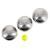 3 BOULES DE PÉTANQUE DISCOVERY 300 BASE-BALL