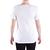 T-shirt Sportee 100 Pilates Gym douce femme blanc