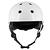 Casque roller skate trottinette PLAY 5 blanc