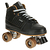 PATINS QUAD 5 ADULTE ALU NOIR BRONZE