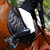 Tapis de selle équitation cheval TINCKLE marron