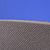 TAPIS DE SOL 500 RESISTANT CHAUSSURES PILATES TONING TAILLE M 7mm BLEU