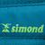 HARNAIS ESCALADE EASY 3 JUNIOR SIMOND (ENFANTS 6 À 12 ANS)