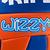 Ballon de volley-ball Wizzy 230-250g orange bleu pour les 10-14 ans