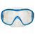Kit de snorkeling PMT palmes masque tuba R'gomoove adulte gris bleu