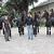 4 guêtres de transport équitation poney TRAVELLER 300 noir