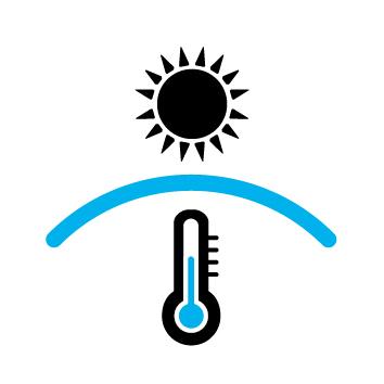 Réduction de la chaleur